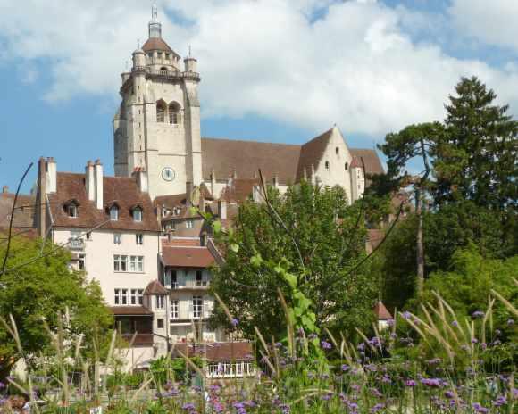 Ville de Dole, Jura, Bourgogne-Franche-Comté