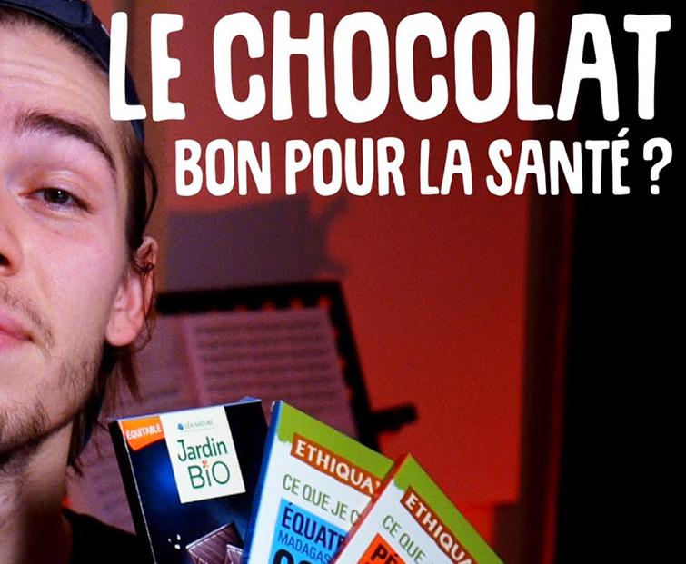 Le chocolat - bon pour la santé ?