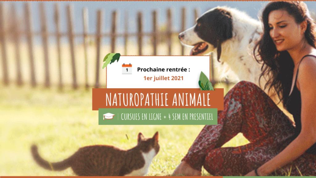 ENA&MNC - formation animalière - naturopathe animalier